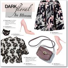 In Bloom: Dark Florals