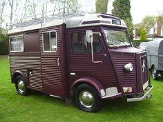 Citroen HY camper van SOLD (1958)
