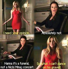 Hahaha dance on her grave hanna!!!
