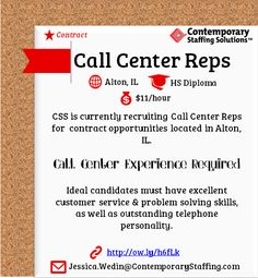 Css Is Hiring Call Center Reps In King Of Prussia Pa L Hour