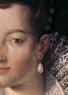María de Medici, Santi di Tito, h.1590, Museo dell'Opificio delle Pietre Dure, Florencia