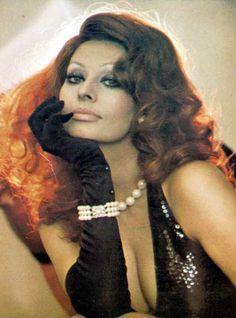 Sophia Loren 1966