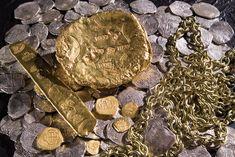 Treasure from the Atocha shipwreck