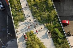 Rails-to-trails conservancy changes old abandoned railways into public paths, like NYC's famous Highline!