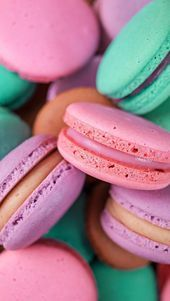 Fondo de Pantalla Whatsapp - Wallpaper macaroon - - Wallpaper World Macaroon Wallpaper, Tumblr Wallpaper, Colorful Wallpaper, Flower Wallpaper, Wallpaper Wallpapers, Wallpaper Quotes, Animal Wallpaper, Black Wallpaper, Iphone 7 Wallpaper Backgrounds