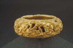 Viking age gold ring