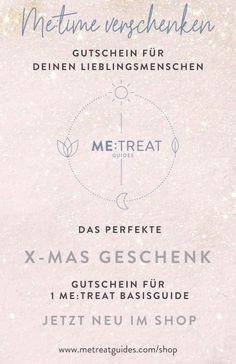 Das perfekte Weihnachtsgeschenk für Yogafans: ME:treat-Gutscheine  #miniretreat #diyretreat #selfcare #selfcareguide #geschenktipps #yoga #yogalovers #weihnachtsgeschenk #yogagutschein #yogainspiration #yogaanleitung Yoga Inspiration, Social Security, Personalized Items, Cards, Gift Cards, Christmas Presents, Tutorials, Maps, Playing Cards