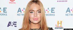 Lindsay Lohan Car Accident :(