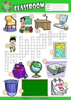 Material worksheets year 1 using material soft hard for Gardening tools crossword