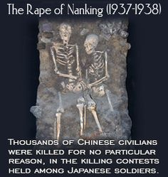 rape of nanking essay example