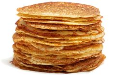Cinnamon Toast Pancakes from Dr Oz-Try them once and you will never mix your fatty pancakes again. : Cinnamon Toast Pancakes from Dr Oz-Try them once and you will never mix your fatty pancakes again. I Love Food, Good Food, Yummy Food, Delicious Recipes, Healthy Food, Healthy Eating, What's For Breakfast, Breakfast Recipes, Snacks