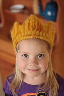 better pics soon  Made the child size for my 6 year old's head. Ended up with 7 points total on the crown. Picked up 84 stitches for the ribbing section. Put through the wash two times. It ac...