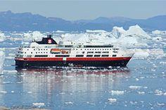 MV Fram Grønland