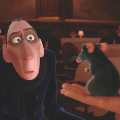 """""""Not everyone can become a great artist, but a great artist can come from anywhere."""" - Anton Ego, Ratatouille Ratatouille Quotes, Photo To Video, Quote Of The Week, Film Serie, Anton, Great Artists, Aesthetic Wallpapers, Pixar, Avengers"""