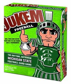 Attention my children: I want this for Christmas :)    http://shop.jukemfootball.com/collections/frontpage/products/michigan-state