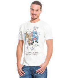 Camiseta teleñecos