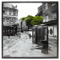 London Pub Framed Print $79.00 Target