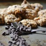 Chocolate Chip Oatmeal Cookies with Brown Butter…and a virtual baby shower!