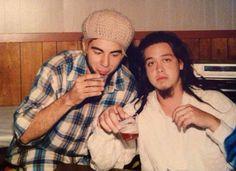 Chino & Chi- Deftones 1994