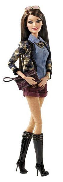Barbie Style Doll Raquelle 2014 ... ........./...41..45.4 qw