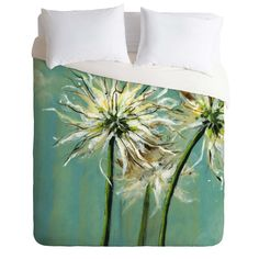 Land Of Lulu Light Catchers Duvet Cover | DENY Designs Home Accessories