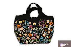 Amy Butler's Cosmo bag - A hatalmas pakolós táska Amy Butler, My Works, Cosmos, Pot Holders, Bags, Handbags, Hot Pads, Potholders, Space