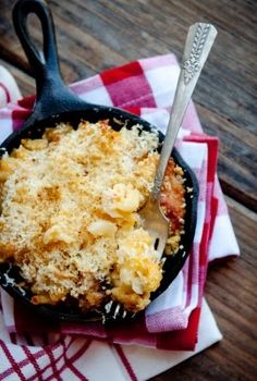 Lobster Mac and cheese (originally spotted by @Marcellhfb728 )