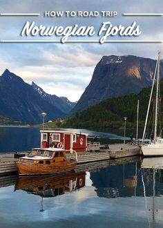 A road trip through Norway will likely require navigating an intricate ferry system across its many beautiful fjords. Find out how it's done!