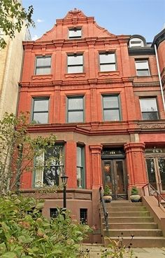 Gates Avenue Brooklyn brownstone  2.2 million. Photo taken from the real estate MLS