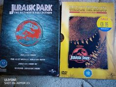 Dvds For Sale, Ultimate Collection, Jurassic Park, Videogames, Beast, Gaming, Video Game, Video Games