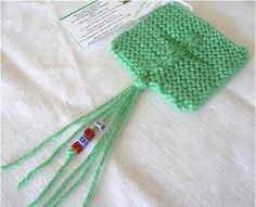 Crochet Pocket Prayer Shawl  SKILL / LEVEL: Unknown  FREE BUT FOR CHARITY USE ONLY. SEE WEBSITE.