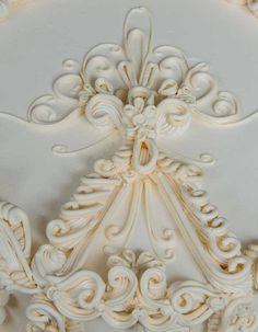 Image detail for -... de puntadas sobrepuestas en Royal Icing methodo conocido como Lambeth