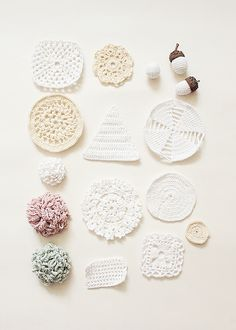 The Yarn Over List - Shapes