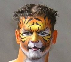 172 Best face paint male images in 2017 | Body painting