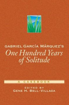 a summary of one hundred years of solitude by gabriel garcia marquez About gabriel garcía márquez: gabriel josé de la concordia garcía márquez was a colombian novelist such as one hundred years of solitude (1967.