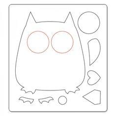 Owl 2 Sizzix Bigz Die