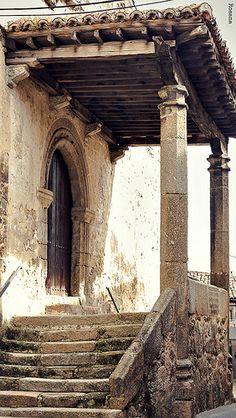 Comarca de La Vera, Garganta de la Olla, Cáceres
