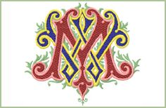 A W M cypher or monogram from Ebay