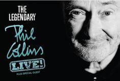 (Por Karen Waleria) No Brasil pela primeira vez em turnê solo, apresentações de Phil Collins acontecem em fevereiro no Rio de Janeiro (dia 22, no Maracanã), São Paulo (dia 24, no Allianz Parque) e Porto Alegre (dia 27, no Beira Rio).