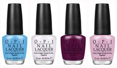 The Beauty News: OPI Alice Through The Looking Glass Brights Collection Summer 2016