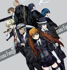 Arcana Famiglia via animenewsnetwork - http://otakufanart.com/la-storia-della-arcana-famiglia-2/