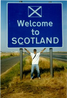 My wish was to travel  to my ancestors origins....Scotland!  One day my dreams did became reality! Don't Stop Dreaming!