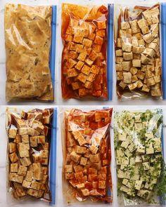 Tasty Vegetarian Recipes, Vegan Dinner Recipes, Veggie Recipes, Whole Food Recipes, Cooking Recipes, Healthy Recipes, Vegetarian Recipes Tofu, Vegan Cheese Recipes, Easy Vegan Dinner