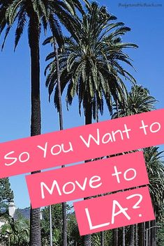 Thinking about moving to LA but may be on a tight budget? This handy guide gives you some tips on various LA neighborhoods, and some of the free or frugal things you can do there.