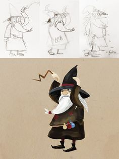 Touch Some Magic by Studio Pigeon, via Behance