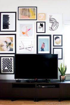 Art Gallery Wall 2-2