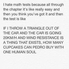funny math problems