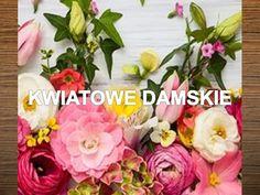 Perfumy kwiatowe z nutą wodną, zieloną, aldehydową, cytrusową i drzewną
