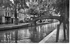 Een van de bruggen van Enthoven ligt aan de Zwarteweg