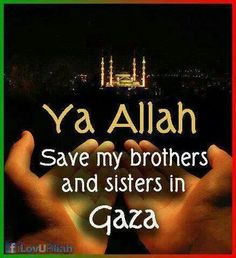 .Pray for #Gaza